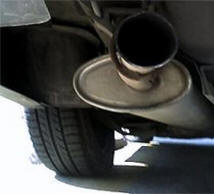 Exhaust Fitting